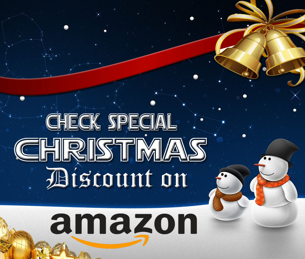 BEST CHRISTMAS DEALS ON AMAZON