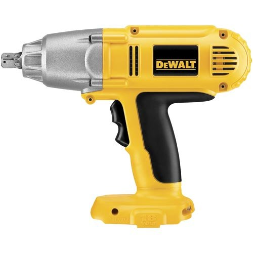 DEWALT Bare-Tool DW059B 1/2-Inch 18-Volt Cordless Impact Wrench Review